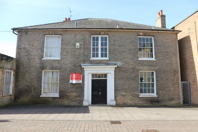 Thumbnail Detached house for sale in Tanner House, 15 Tanner Street, Thetford, Norfolk