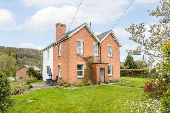 Thumbnail Detached house for sale in Groesllwyd, Welshpool, Powys