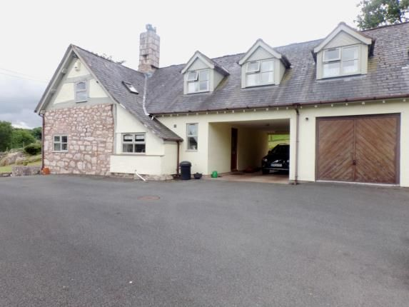 Thumbnail Detached house for sale in Corwen Road, Ruthin, Na, Denbighshire