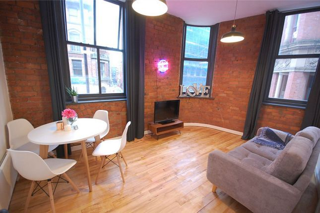 Thumbnail Flat to rent in Newton Street, Manchester