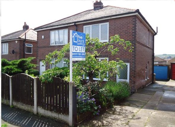 Thumbnail Semi-detached house to rent in Mill Lane, Pontefract