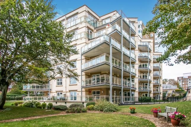 Thumbnail Flat for sale in 14B West Cliff Road, Bournemouth, Dorset