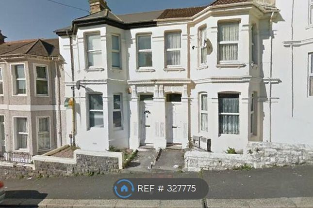 Thumbnail Flat to rent in Cecil Avenue, Plymouth