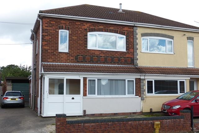 Thumbnail Semi-detached house to rent in Endcliffe Avenue, Bottesford, Scunthorpe