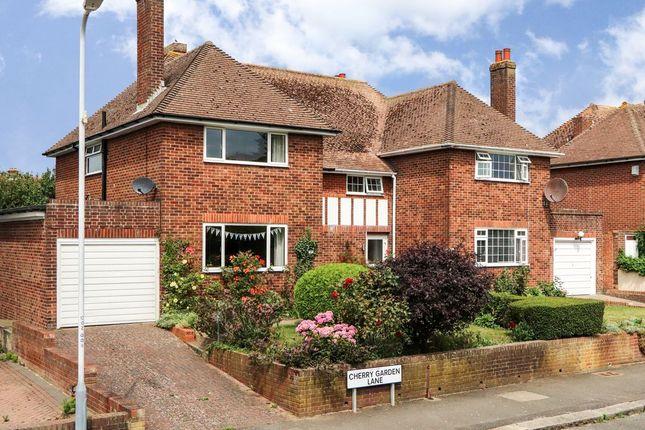 Thumbnail Semi-detached house for sale in Cherry Garden Lane, Folkestone