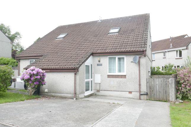 Thumbnail Semi-detached house for sale in Stephens Road, Liskeard, Cornwall