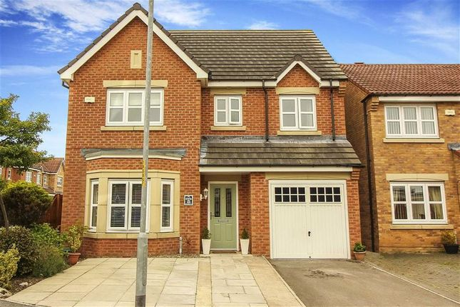 Detached house for sale in The Brambles, New Hartley, Tyne And Wear