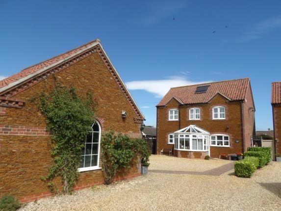 Thumbnail Detached house for sale in Heacham, King's Lynn, Norfolk