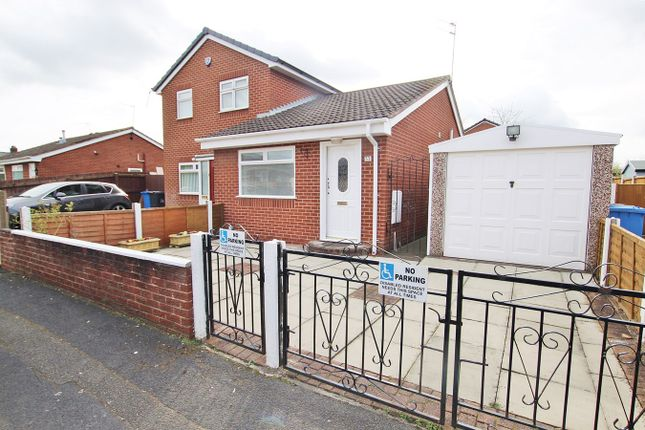 Thumbnail Semi-detached bungalow for sale in Lord Nelson Street, Warrington