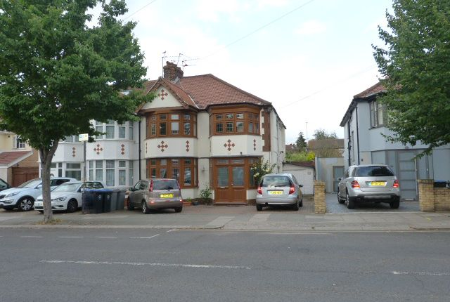 Thumbnail Semi-detached house to rent in Park Avenue North, Willesden, London