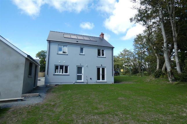 Externally of Larchwood, Houghton, Milford Haven SA73