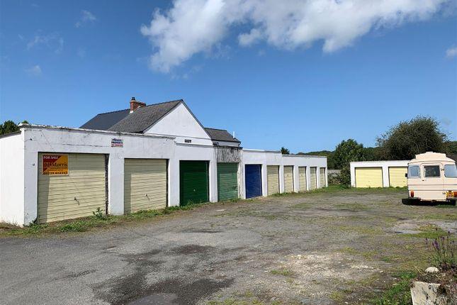 7 Lock-Up Garages, Pumporth, Cilgerran SA43