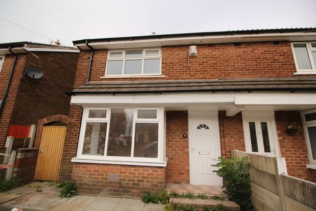 Thumbnail Terraced house for sale in Mill Hill, Little Hulton, Manchester
