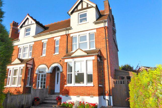 Thumbnail Semi-detached house for sale in Quarry Gardens, Waterloo Road, Tonbridge