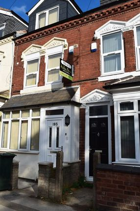 Thumbnail Property to rent in Tiverton Road, Selly Oak, Birmingham
