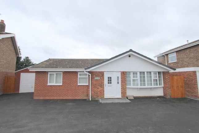 Thumbnail Bungalow to rent in Jackman Close, Fradley, Lichfield