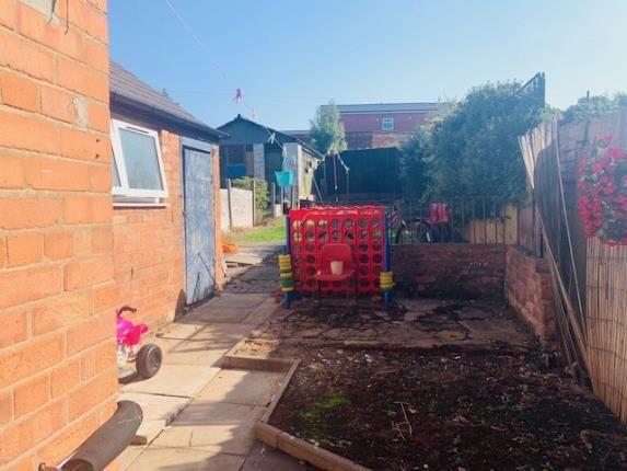 Garden of Francis Road, Stetchford, West Midlands, Birmingham B33