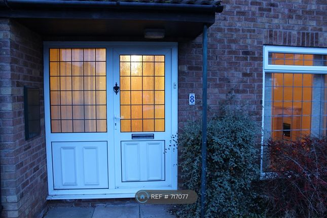 Thumbnail Terraced house to rent in Simons Court, Beeston