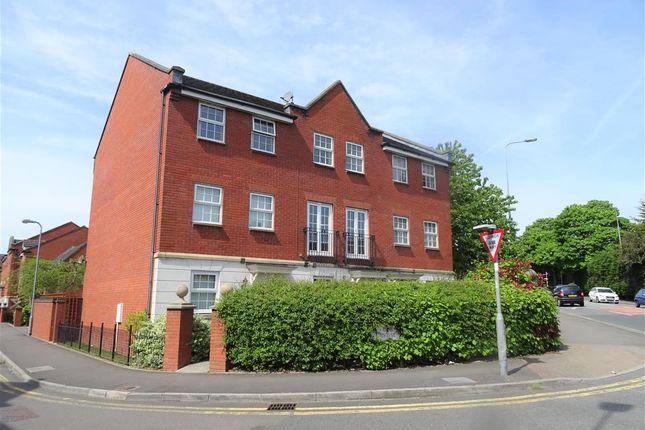 Thumbnail Town house for sale in Doe Close, Penylan, Cardiff