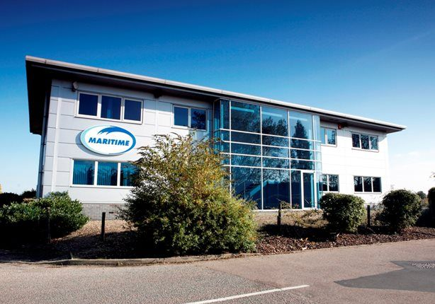 Thumbnail Office for sale in Haven Exchange South, Felixstowe