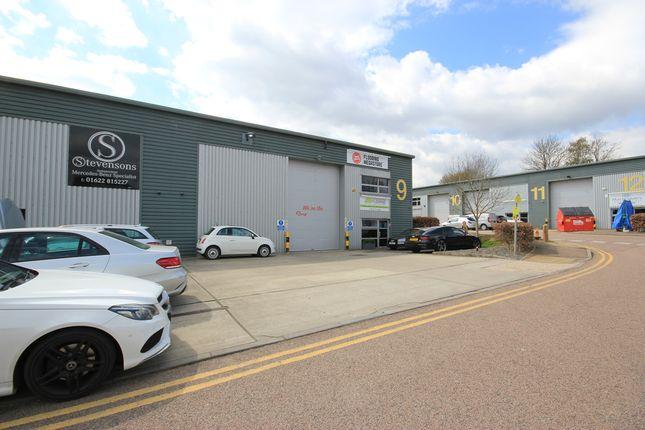 Thumbnail Warehouse for sale in Bellingham Way, Larkfield, Maidstone