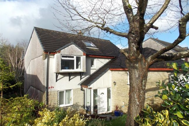 Thumbnail Detached house for sale in Willow Way, Liskeard, Cornwall