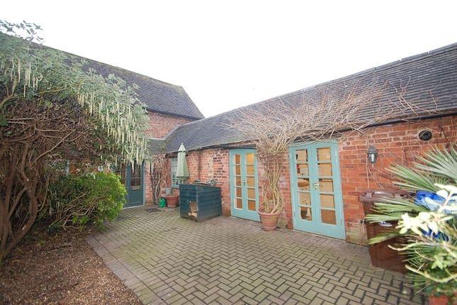 Thumbnail Cottage to rent in Church Farm, Wychnor, Burton Upon Trent, Burton Upon Trent, Staffordshire