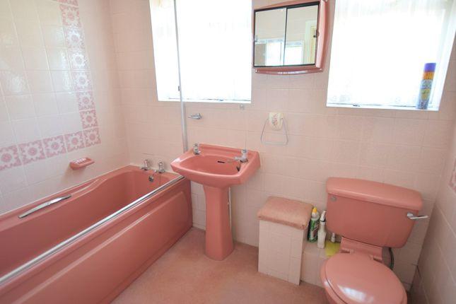 Bathroom of Golding Road, Eastbourne BN23