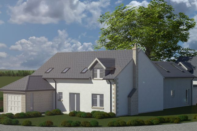 Thumbnail Link-detached house for sale in Moss Road, Falkirk