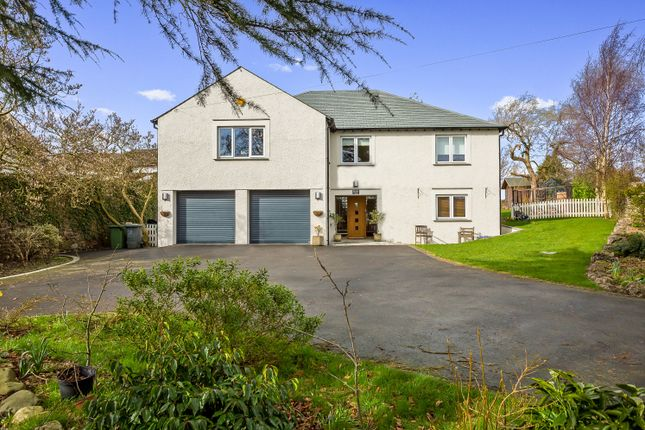 Thumbnail Detached house for sale in Derefin House, Ackenthwaite, Milnthorpe, Cumbria