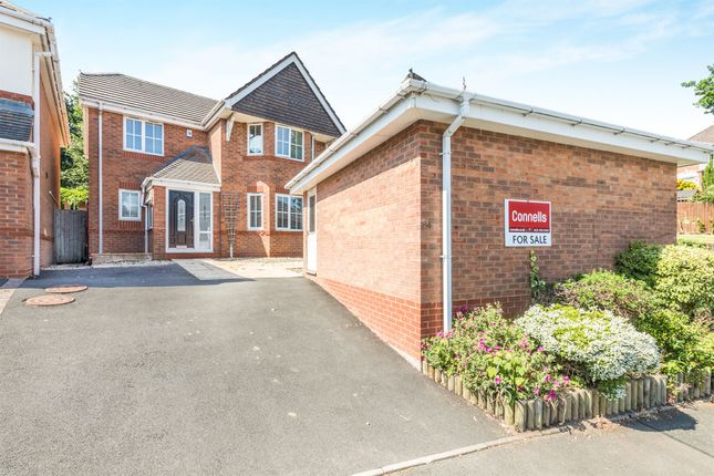 Thumbnail Detached house for sale in Old School Drive, Rowley Regis