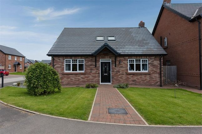 Thumbnail Detached bungalow for sale in Keekle Meadows Road, Cleator Moor, Cumbria