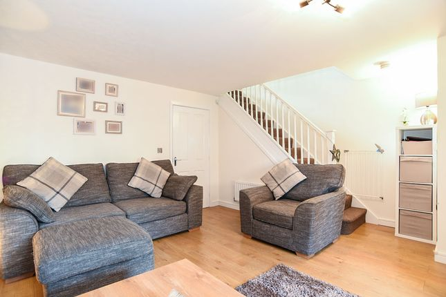 Living Room of Bayleyfield, Hyde, Greater Manchester SK14