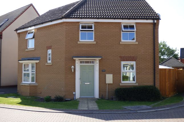 Thumbnail Property to rent in Meredith Close, Creech St. Michael, Taunton