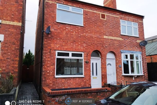 3 bed semi-detached house to rent in Dingle Lane, Winsford CW7