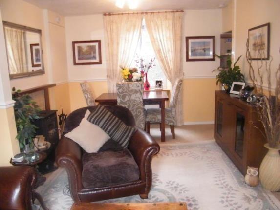 Thumbnail Terraced house for sale in Tanner Terrace, Porthmadog, Gwynedd