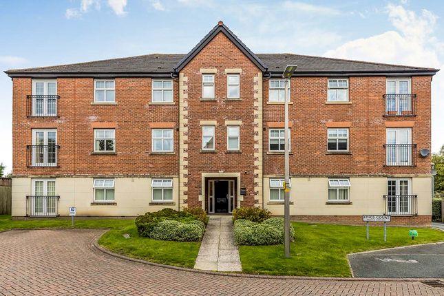 2 bed flat for sale in Kings Court, Regency Walk, Middlewich CW10