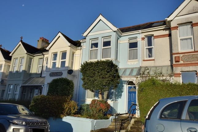 Thumbnail Terraced house for sale in Elphinstone Road, Plymouth, Devon