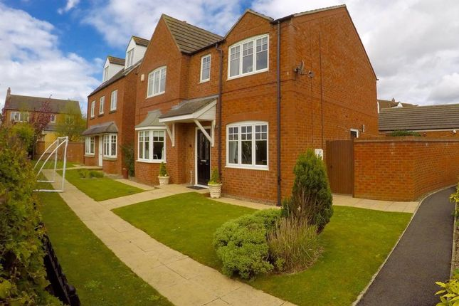 Thumbnail Detached house for sale in Claudius Grove, Scarborough