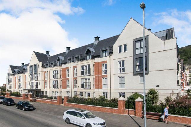 Thumbnail Flat for sale in Cwrt Gloddaeth, Gloddaeth Street, Llandudno
