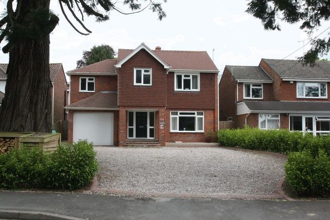 Thumbnail Detached house for sale in Rareridge Lane, Bishops Waltham, Southampton