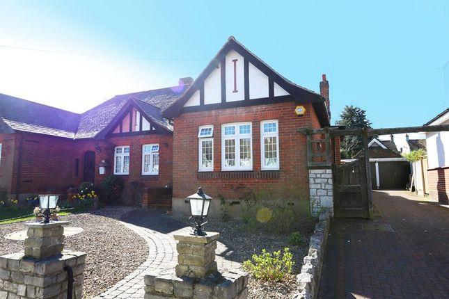 Thumbnail Semi-detached bungalow for sale in Beresford Gardens, Hadleigh, Benfleet
