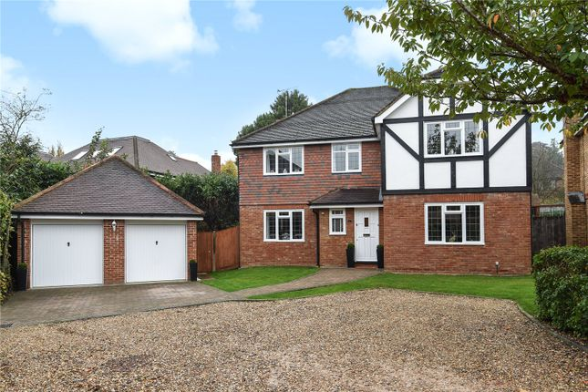 Thumbnail Detached house for sale in Lingfield Way, Nascot Wood, Watford, Hertfordshire