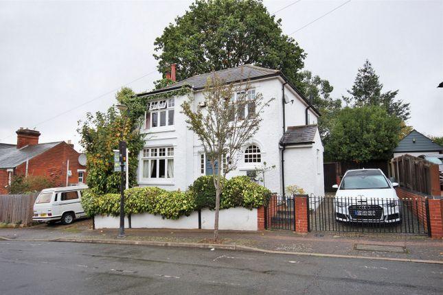 Thumbnail Detached house for sale in Errington Road, Colchester, Essex
