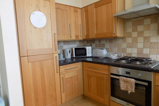 Thumbnail Flat to rent in Salisbury Road, Lipson, Plymouth