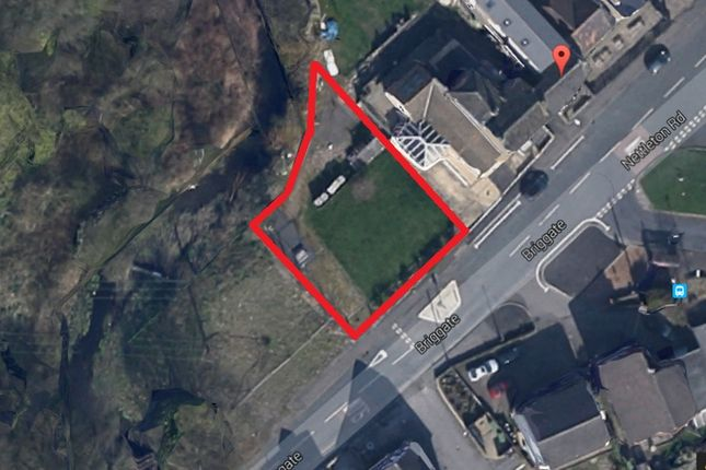 Thumbnail Land for sale in Briggate, Dalton, Huddersfield