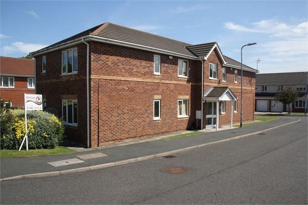 Thumbnail Flat for sale in Ambrose Court, Winlaton, Blaydon On Tyne.