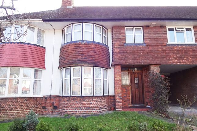 Thumbnail Terraced house for sale in Court Drive, Waddon Ponds