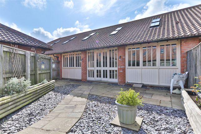 Thumbnail Terraced house for sale in Enholmes Lane, Patrington, Hull