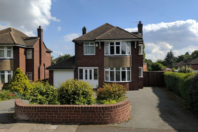Thumbnail Detached house for sale in Highlands Road, Runcorn